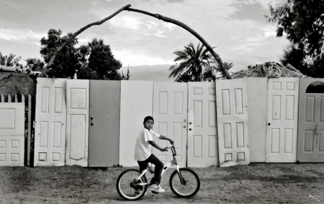 """""""El Baikas"""" Tomada en un centro de rehabilitación en Mexicali, Baja California, Mexico ( 2013)"""