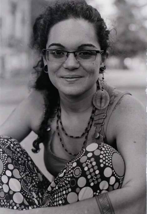 Amanda Chartier Chamorro aka La Vecina