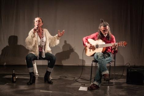 Duna Rolando y Gabriel Batalla