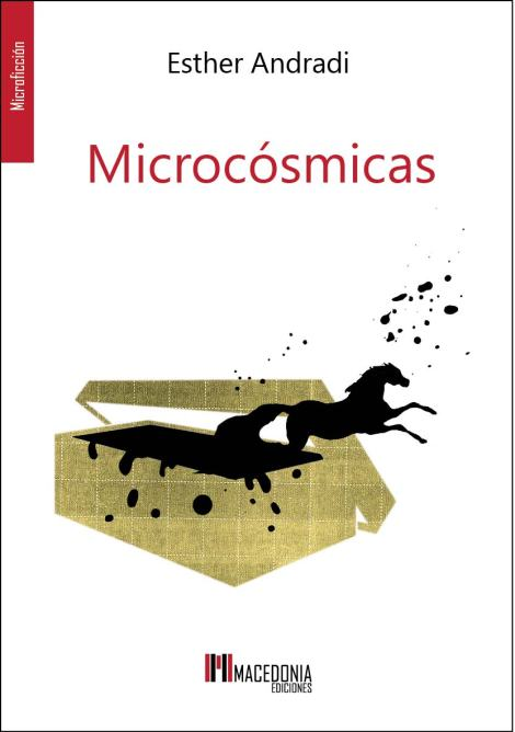 Esther Andradi - Microcosmicas_Tapa