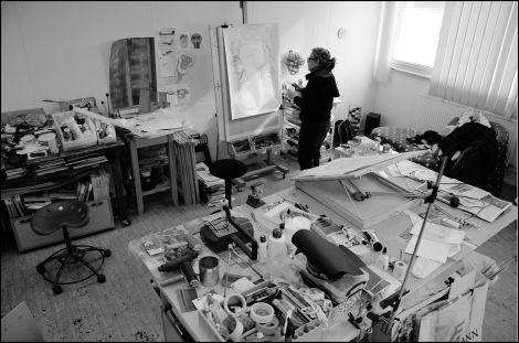 Teresa Casanueva-Atelier